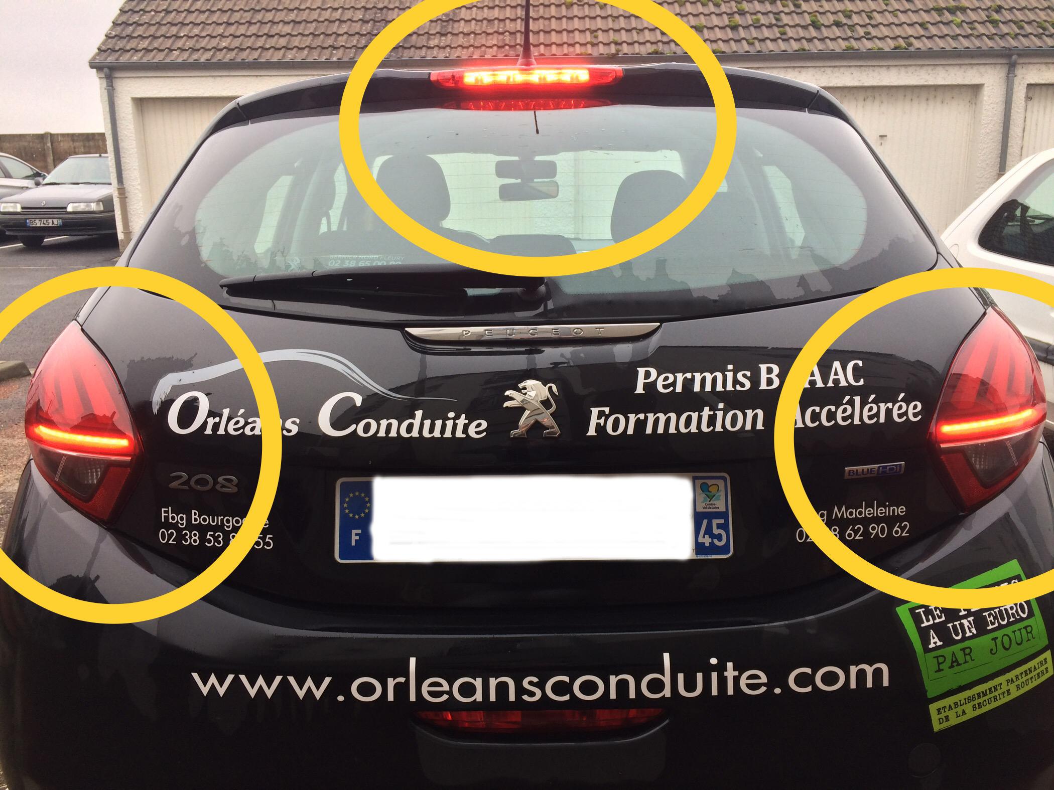 Verifications Vehicules Exterieures A Auto Ecole Orleans